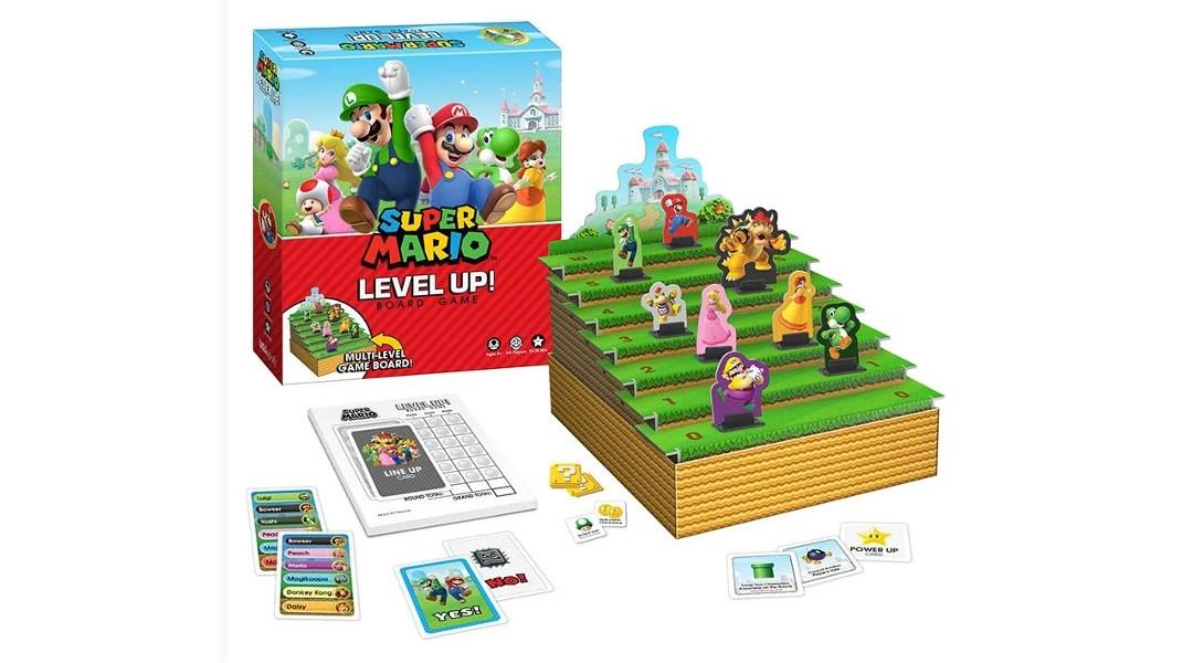 Super Mario Bros Tendra Un Nuevo Juego De Mesa Codigo Espagueti