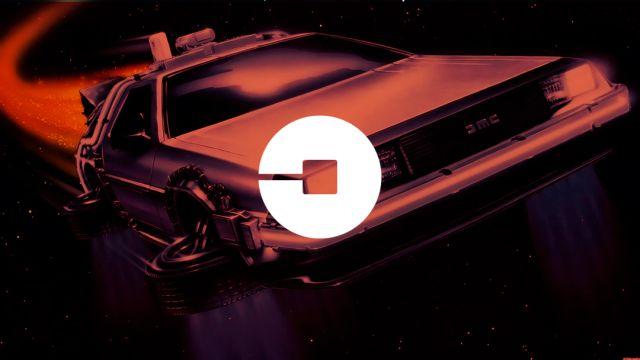 Así es como Uber planea crear taxis voladores