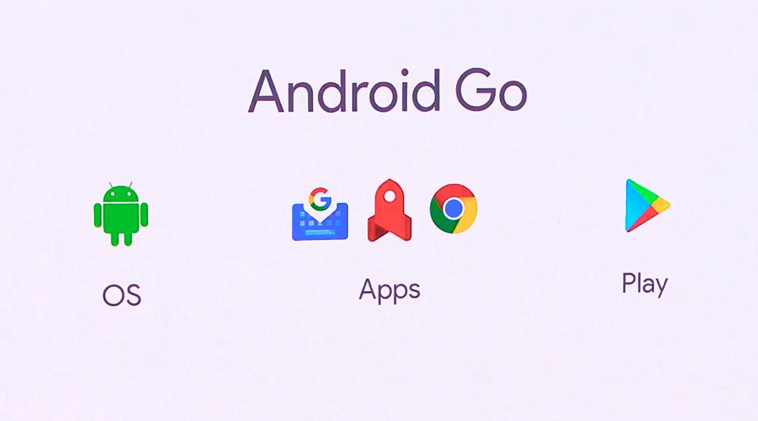 Android GO: una versión más ligera de Android para los smartphones de gama baja