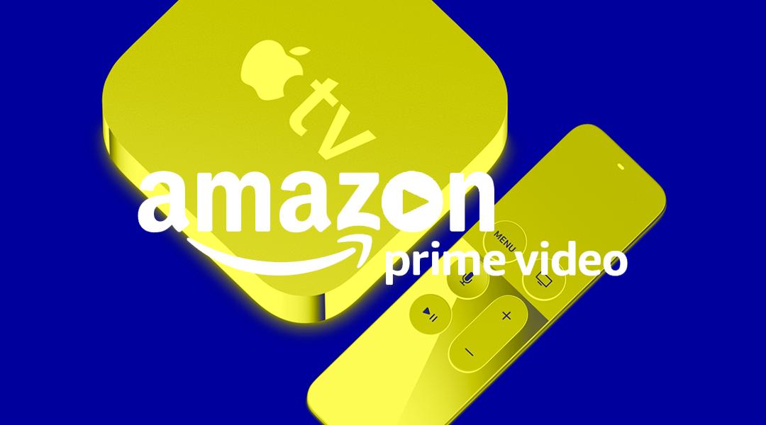 Amazon Prime Video llegará a la Apple TV este verano