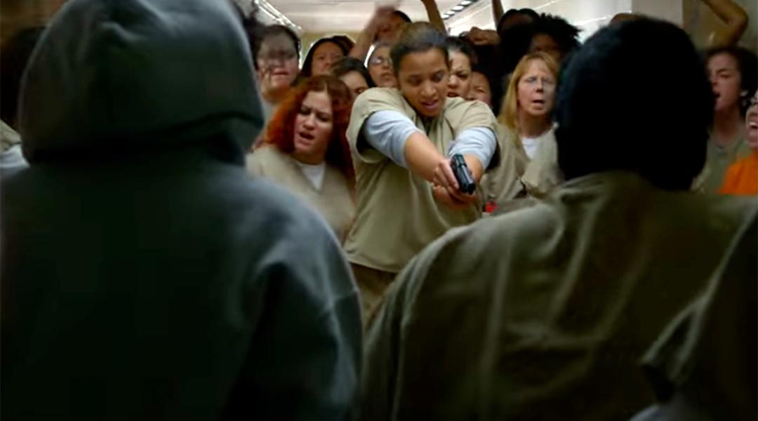 Las reclusas de Litchfield toman la prisón en el nuevo tráiler de Orange is the New Black