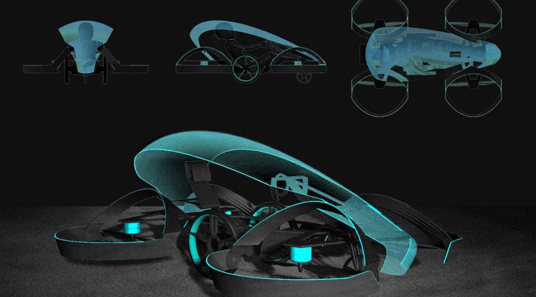 Toyota creará coches voladores para las olimpiadas de 2020