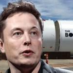 Elon Musk publicó dos videos completando el túnel de L. A.