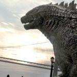 Godzilla, el rey de los Monstruos en un fotograma.
