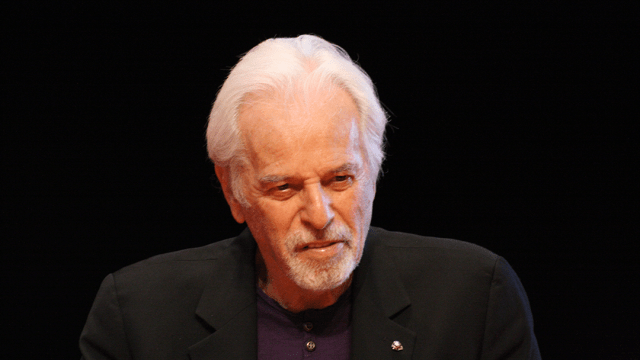 El director de cine y escritor Alejandro Jodorowsky