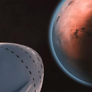 Elon Musk publica los documentos de su plan para conquistar Marte