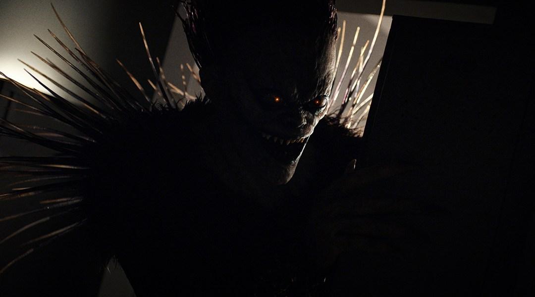 La nueva película de Death Note producida por Netflix
