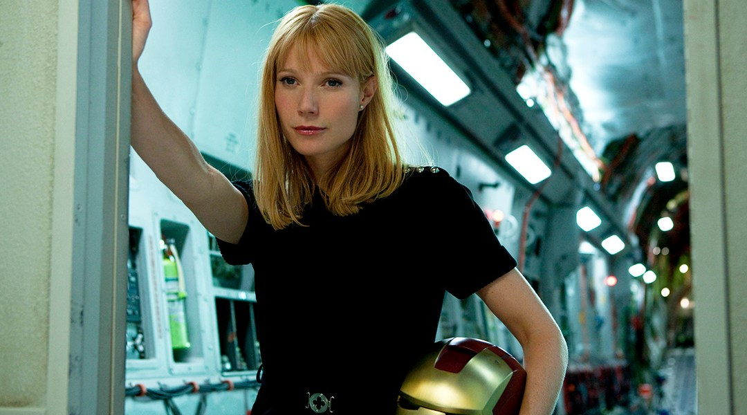 Pepper Potts.