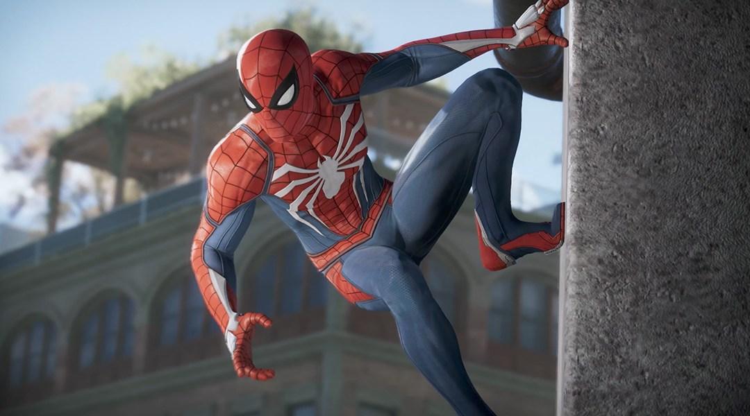 El nuevo juego de SpiderMan deja ver su espectacular gameplay