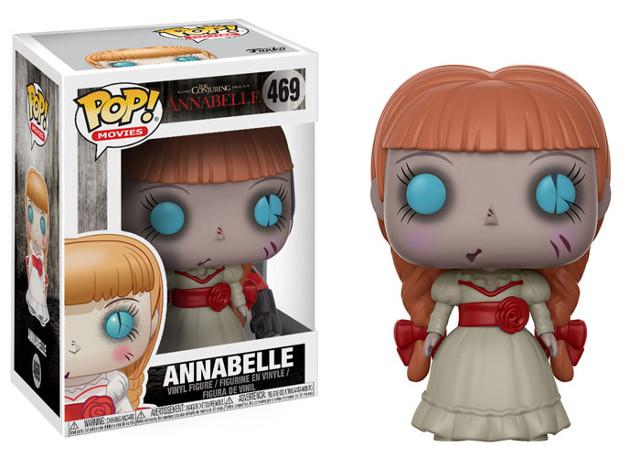 Fuko Pop lanza colección inspirada en Annabelle