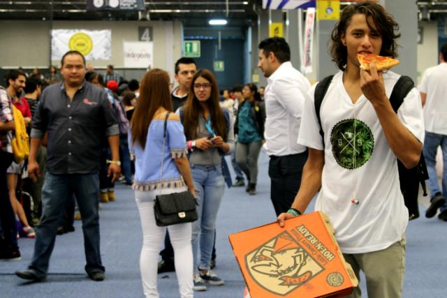 Así se vivió Campus Party México 2017