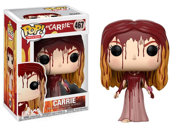 Fuko Pop lanza colección inspirada en Carrie muchos más.