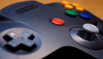 control n64