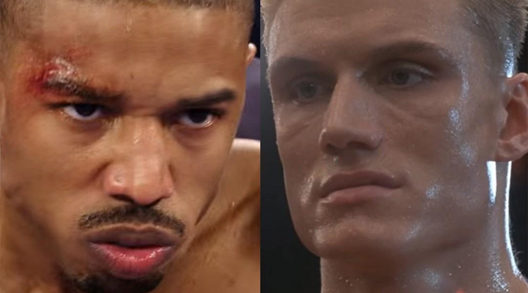Creed 2 Será Una Película De Venganza Adonis Creed Vs Ivan Drago