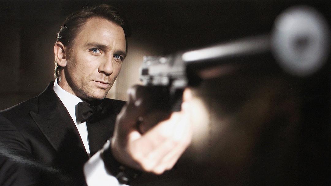 Daniel Craig encarnará una vez más al temerario 007