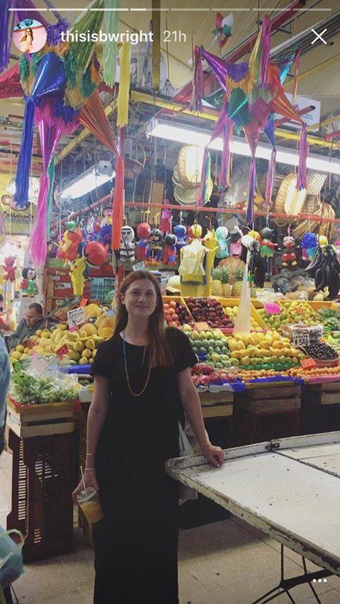 Ginny Potter Weasley visitó México y dejó su estela mágica en la ciudad