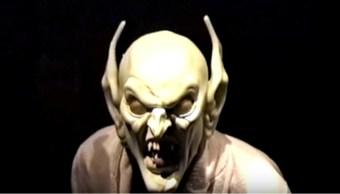 La máscara del Green Goblin fue diseñada por Dynamics Amalgamated