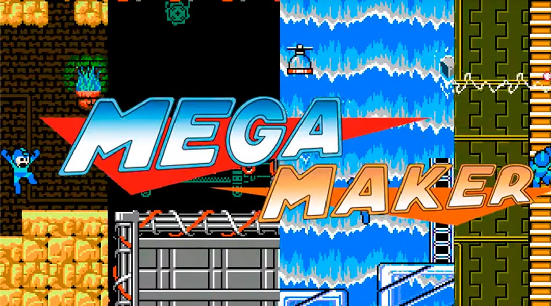 Este juego te permitirá crear tus propios niveles de Mega Man