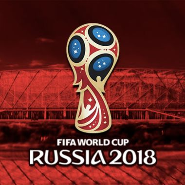 Logo del mundial rusia 2018