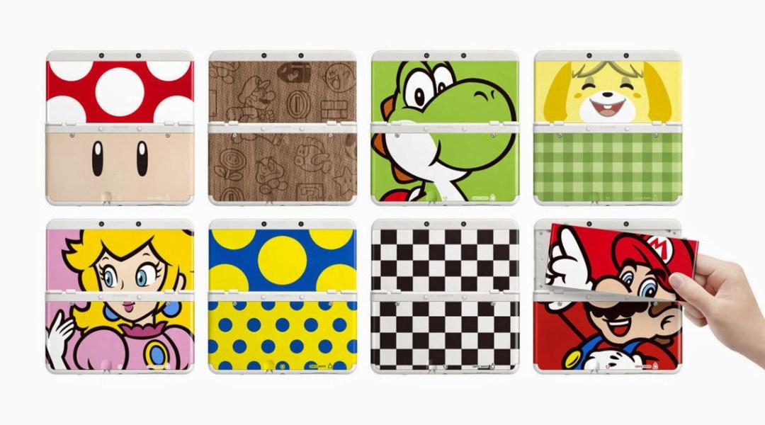 Nintendo descontinuó el New 3DS todo el mundo