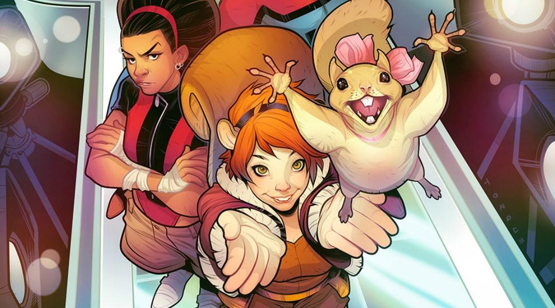 Milana Vayntrub será Squirrel Girl en la nueva serie de Marvel.
