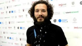 Nicolas Alcalá habla sobre sus películas favoritas y el crowdfunding