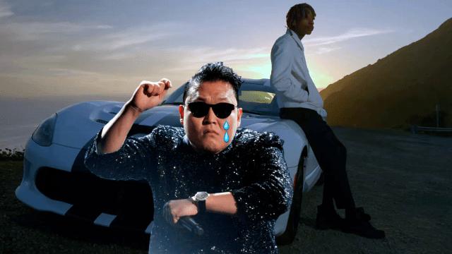 Wiz Kalifa es el nuevo rey de YouTube