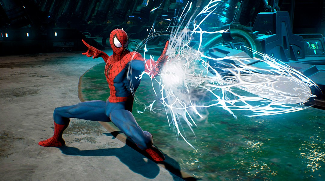 Spider-Man también estará en Marvel vs. Capcom: Infinite