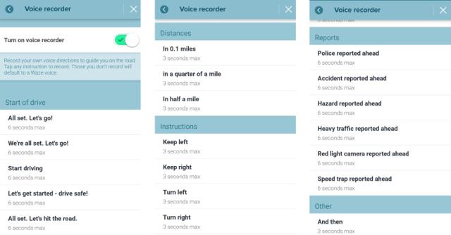 Waze ya te permite personalizar las instrucciones de navegación con la voz que quieras.