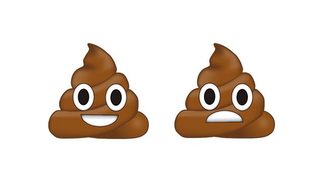 El emoji de la caquita triste podría llegar en 2018