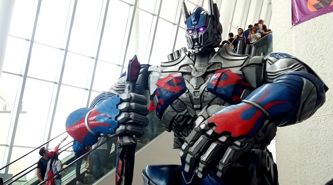 Hasbro es dueña de Transformers