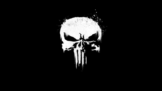 El logo de Punisher
