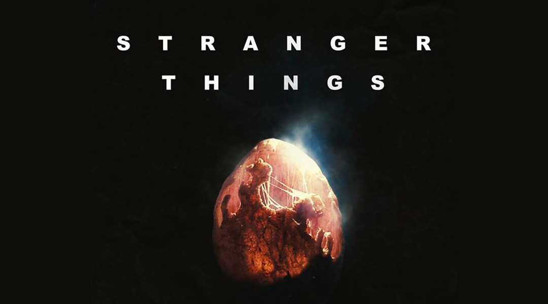 Los pósters de Stranger Things son un homenaje a clásicos del cine
