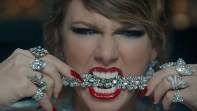 Look What You Made Me Do de Taylor Swift ya es el estreno más visto en la historia de YouTube