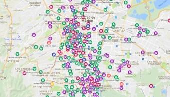 Localiza tus mascotas perdidas por el Sismo a través de Google Maps
