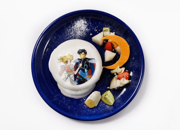 Sailor Moon Cafe 5