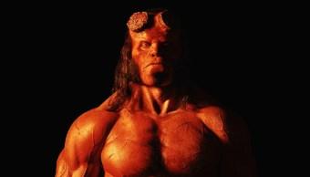 Nueva imagen de Hellboy en acción muestra su carácter