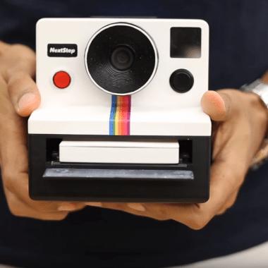 Instagif, la cámara instantánea que toma gifs en lugar de fotos