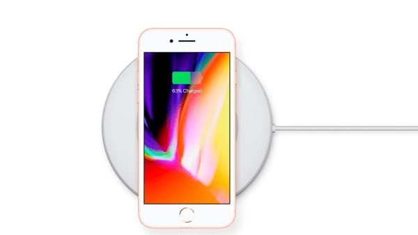 La carga inalambrica llega a Apple