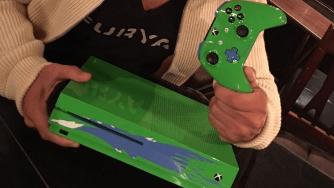 Xbox One S edición especial de Paul Walker
