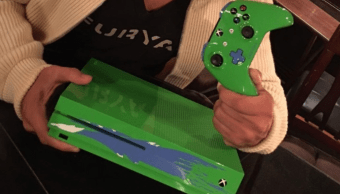 Xbox One S edición especial de Paul Walker