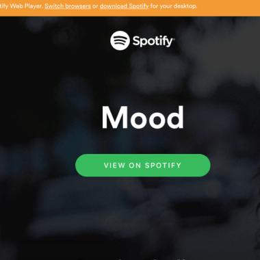 Spotify deja de dar servicio al navegador Safari