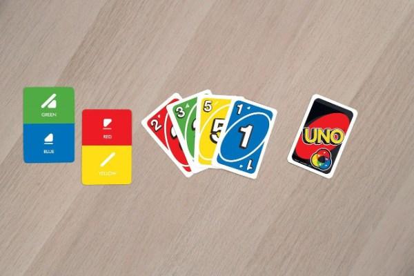Mattel lanza un nuevo UNO para daltónicos