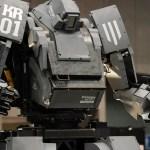 Aquí podrás ver la primera batalla de robots gigantes de la historia