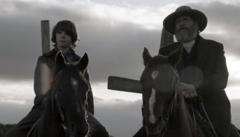 el tráiler de Godless nos enseña que el Viejo Oeste es terrible