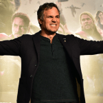 Actor Mark Ruffalo en Avengers 4