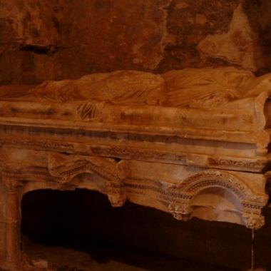 Santa Claus sí existió y encontraron su tumba en Turquía