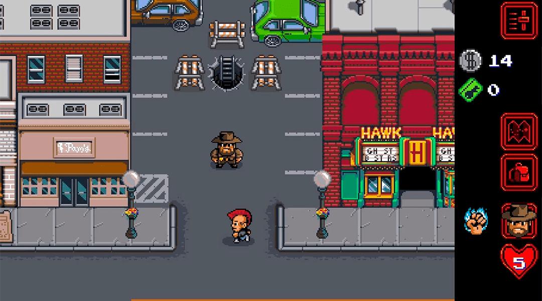 el video juego oficial de Stranger Things