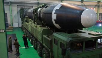 El misil de Norcorea es tan potente que podría ir al espacio