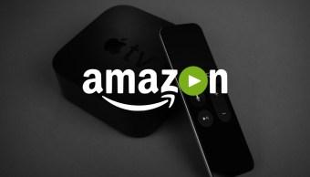 Amazon Prime Video llega al Apple TV